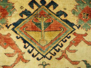 Tribal Turkish Rug