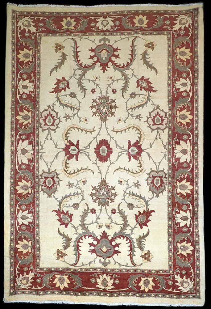 Hand-Woven Chobi Rug