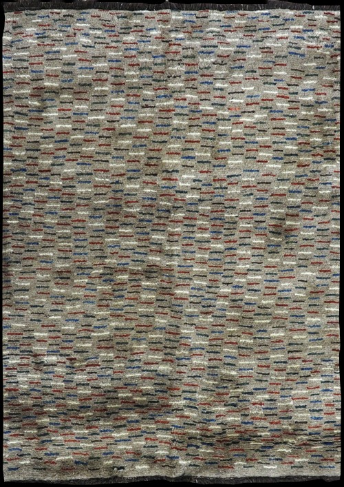 Contemporary Gabbeh Rug