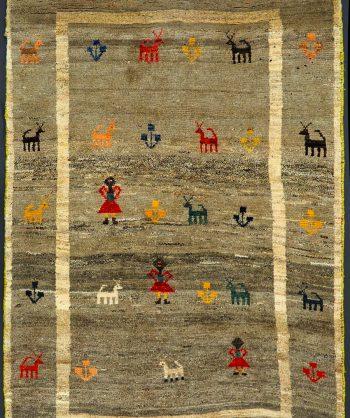 Tribal Gabbeh Rug