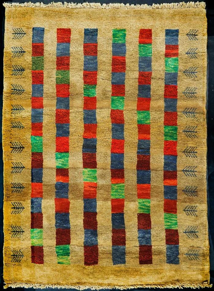 Persian Gabbeh Carpet
