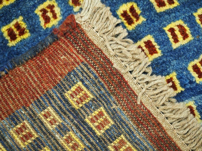 Soft-loose weave-Wool Nomad Rug