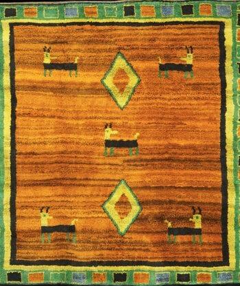 Original Gabbeh Rug