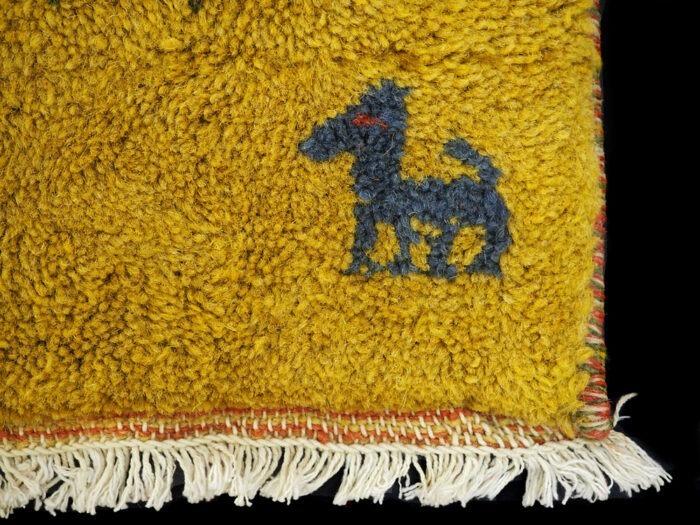 Bright Wool Nomad Rug