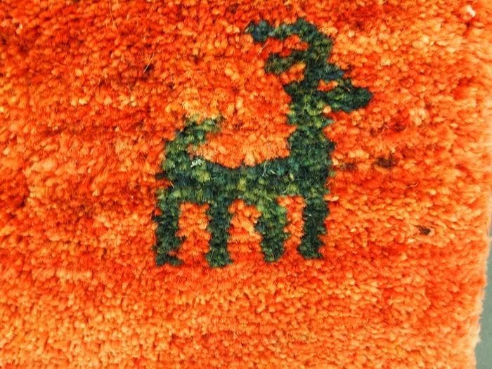 Handmade Gabbeh Persian Rug
