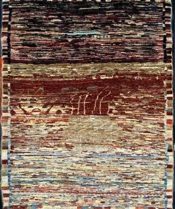 Nomadic Persian Gabbeh Rug